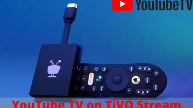 YouTube TV on TiVO Stream