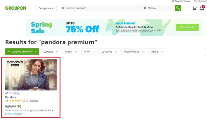 How to get Pandora Premium for Free