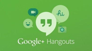 Google Hangouts App for Mac - TechPanorma