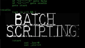 Batch script to check if service is running - TechPaste Com