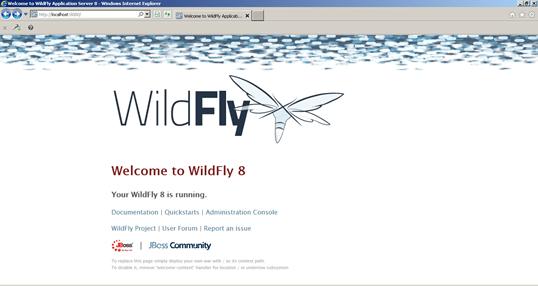 Jboss wildfly