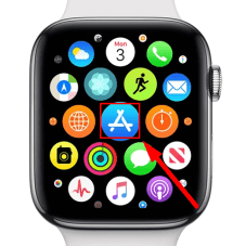 App store - Spotify On Apple Watch
