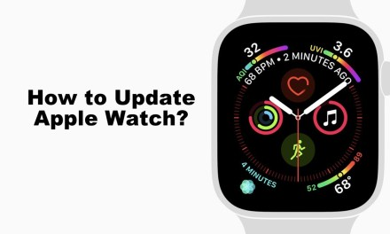 How to Update Apple Watch With or Without an iPhone