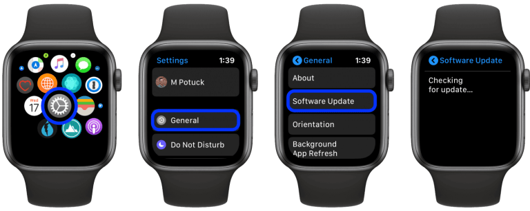 Update Apple Watch Without iPhone