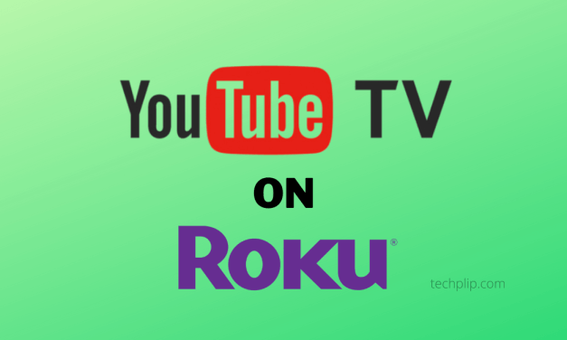 How to Add and Activate YouTube TV On Roku