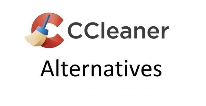 CCleaner Alternatives