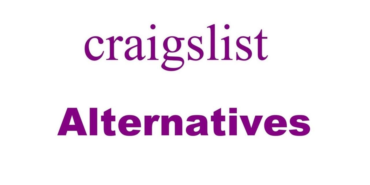 Best Craigslist Alternatives to Buy & Sell Things [2020]