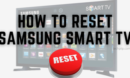 How to Factory Reset Samsung Smart TV [3 Different Ways]