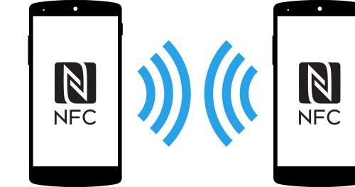 Sharing Data on NFC