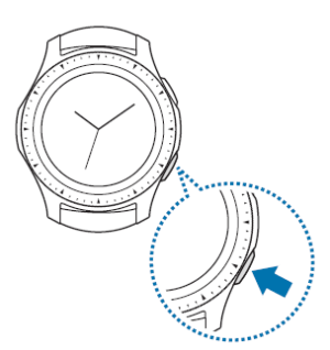 Turn Off Samsung Galaxy Watch