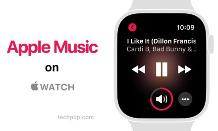 How to Listen to Apple Music On Apple Watch