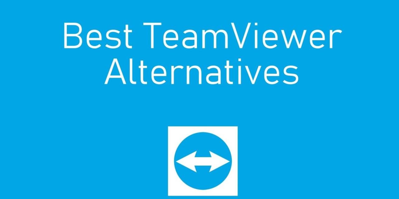 Best TeamViewer Alternatives To Access Remote Desktop