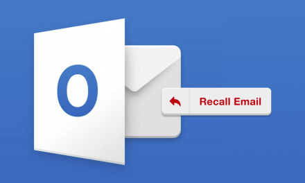 How to Unsend/Recall an Email in Outlook