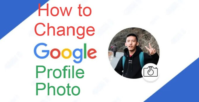 Change Google Account Profile Photo