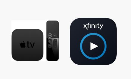 How to Stream Xfinity Stream on Apple TV