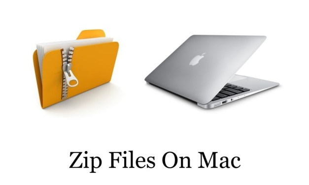 How to Unzip Files and Folders on Mac