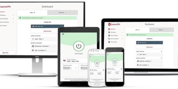 express VPN - Best VPN for iPhone and iPad