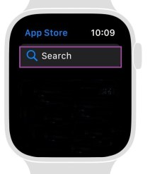 Search for Uber App