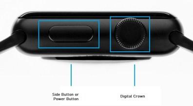 Apple Watch Side Profile
