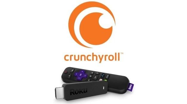 How to Stream Crunchyroll on Roku Device