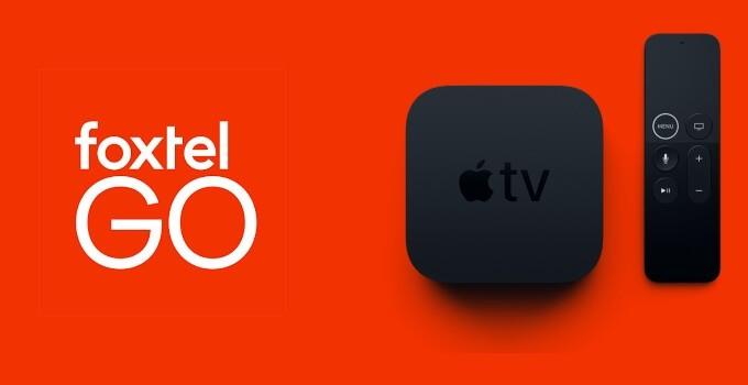 Foxtel Go on Apple TV