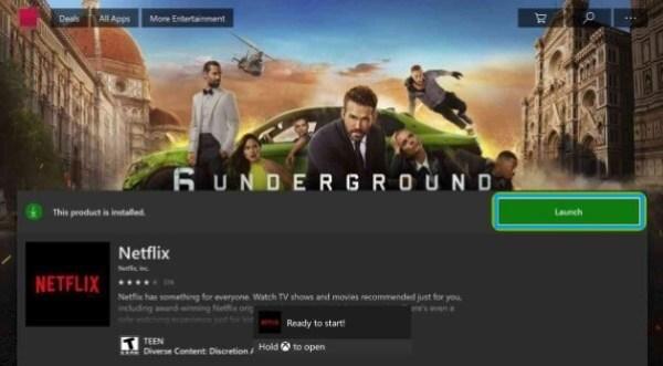 Press Launch - Netflix on Xbox 360