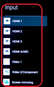 Screen mirroring - Sony TV Screen Mirroring