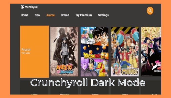 How To Get Crunchyroll Dark Mode On Any Device Techplip