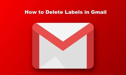 How to Delete Labels in Gmail in 2 Minutes [2 Possible Ways]