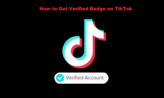 How to Get Verified on TikTok for Free [TikTok Verified Badge]