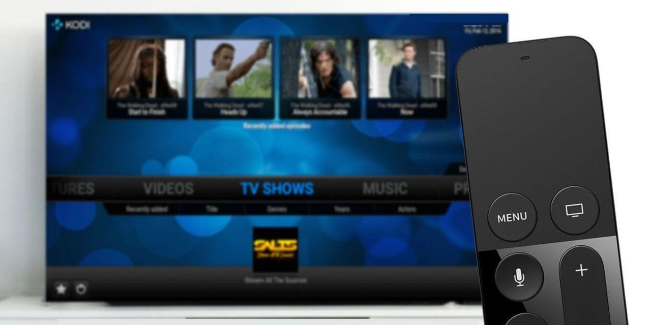How to Install Kodi on Apple TV [All Generations]