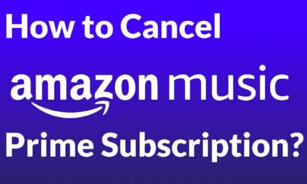 How to Cancel Amazon Music [Unlimited & HD] Subscription