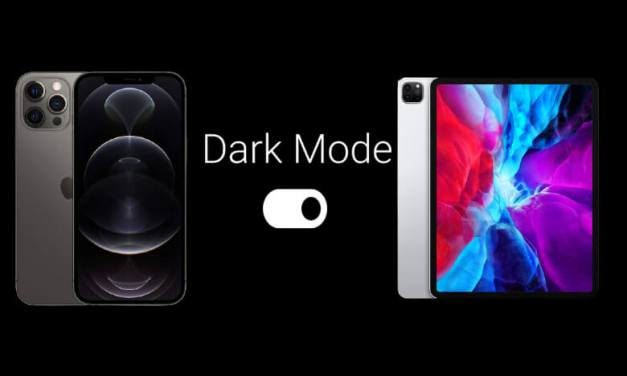 How to Enable Dark Mode on iPhone and iPad [Different Ways]