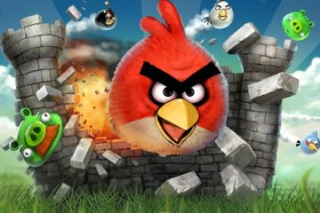 angrybirds big - Anna Hazare now turns to a Angry birds clone