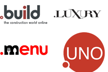 gtld logo1 - Discover the New domains that will hit the Web soon