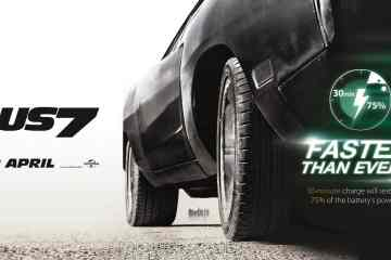 FF7 KV Horizontal - OPPO Partners Fast & Furious 7 in Several Regions