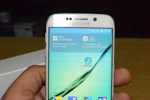 Samsung Galaxy S6 edge 561 - Samsung Galaxy S6 Edge  Review