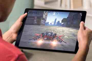 iPadPro Lifestyle Gaming PRINT - 12.9-inch Apple iPad Pro Now Available to Order Online .