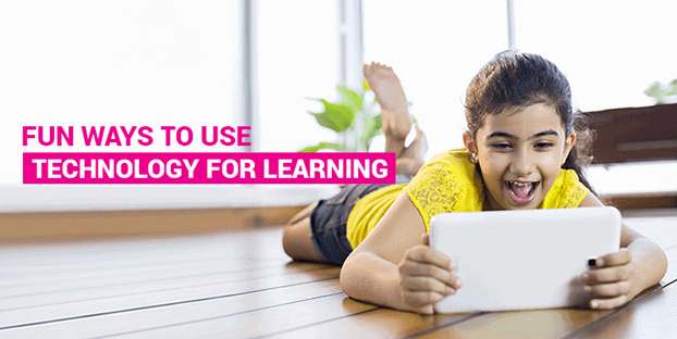 byjus - Fun Ways to Use Technology for Learning