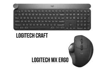 LOGITECH CRAFT ERGO - Logitech Unveils Logitech CRAFT  MX ERGO