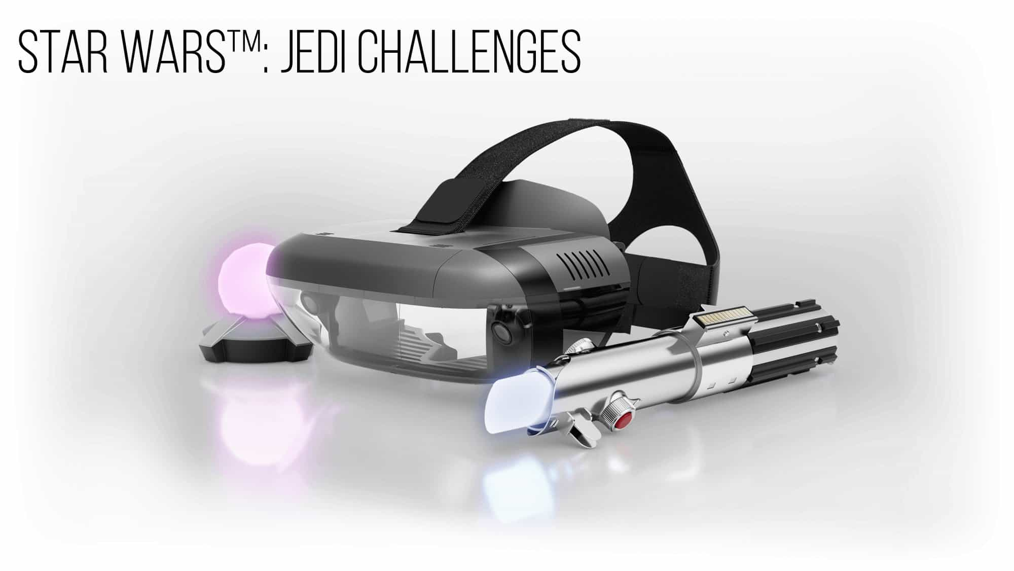 2 Mirage Headset LightSaber Beacon Hero t - Your Ultimate Tech Wish list This Holiday Season.