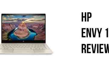 HP ENVY 13 REVIEW - HP Envy 13 Review