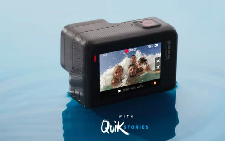 hero - GOPRO LAUNCHES ENTRY-LEVEL HERO CAMERA FOR AED849