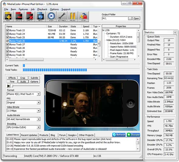 Best free video converters for Windows