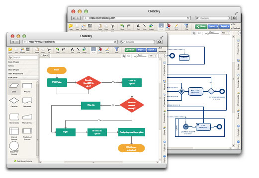 Creately - creately-free-uml-diagram-tools-online