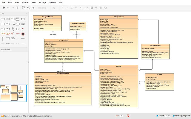 draw.io - free uml diagram tools online