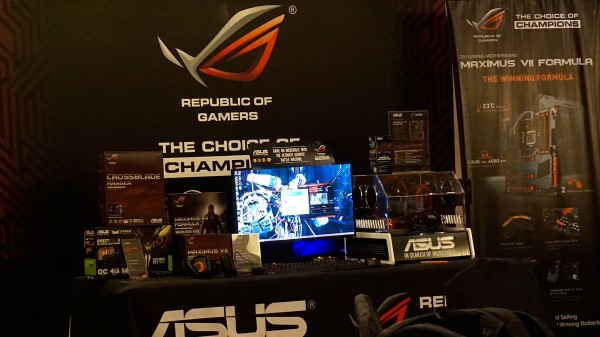 ASUS Launches The Gamer Series Motherboards In the Philippines