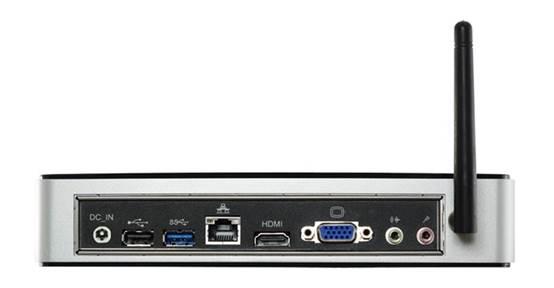 BIOSTAR's iDEQ-T1 Minicomputer Ready To Subvert the Desktop PC