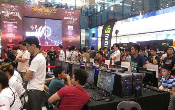 ViewSonic Demonstrates Gaming Displays at MPGL SEA Grand Finals 2014