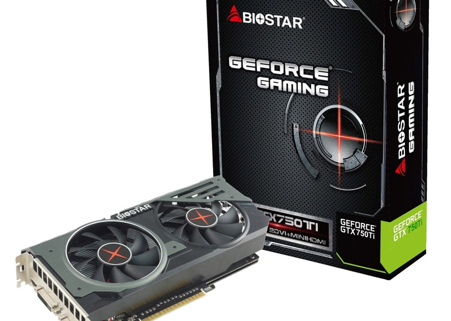 BIOSTAR Promotes Family of Gaming Hardware w/ Motherboard & VGA Combo
